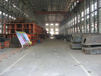 INSIDE THE WORKSHOP