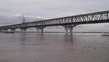 China Steel Truss Structure Bridge supplier