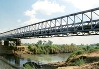 China Professional Steel Structure Bridge / cantilever truss bridge Long Life factory