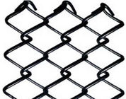 China Metal Chain link Fencing Ease of installation Open weave Chain Link Fencing factory