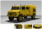 China 135 KW Emergency Power Supply Vehicle Provide The Electrical Safeguard factory