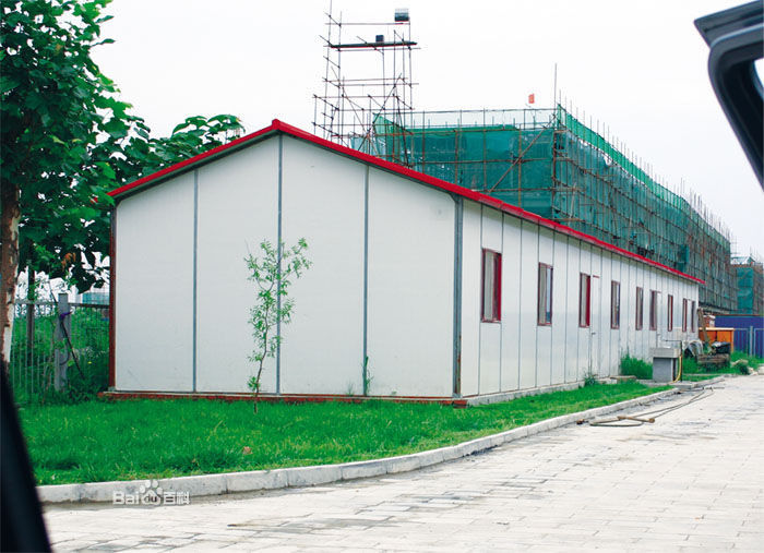 Fast to manufacture and assemble Modular House Steel Modular House