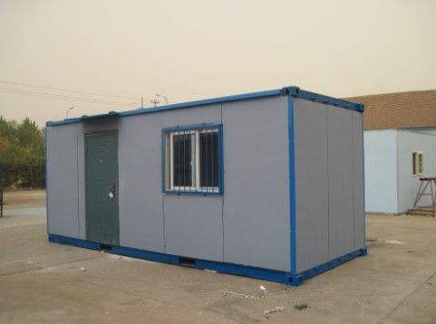 Fast to manufacture and assemble Long lasting Modular House Steel Modular House