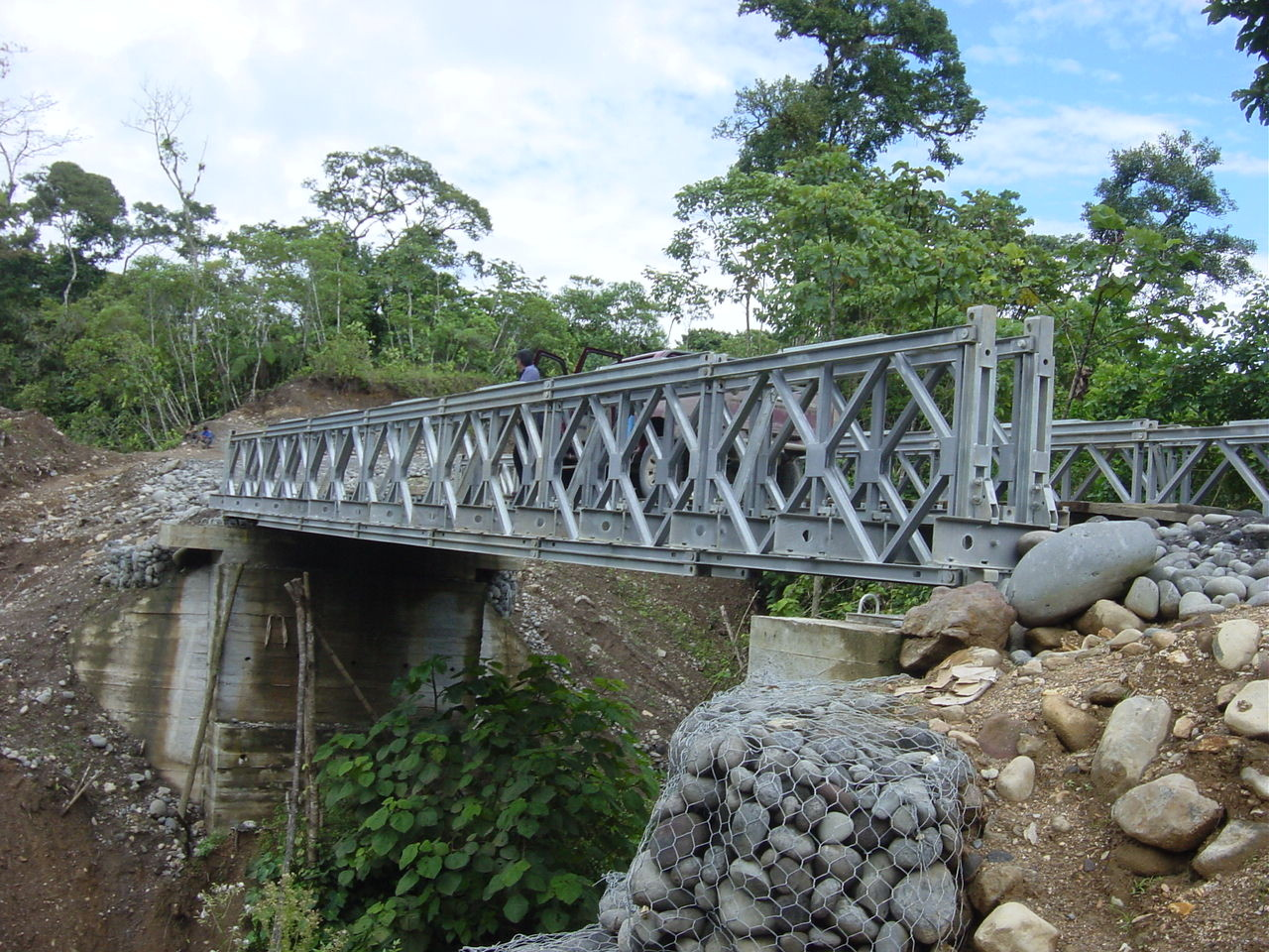 Image result for Bailey Bridge