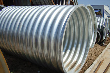 Corrugated Steel Pipe / Steel Pipe is one of the important parts of Highway Engineering