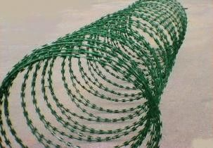 China Metal Chain link Fencing Open weave Ease of installation Chain Link Fencing factory