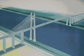 Suspension Cable Stay Bridges / Steel Truss Bridge / Rigid Frame Bridge