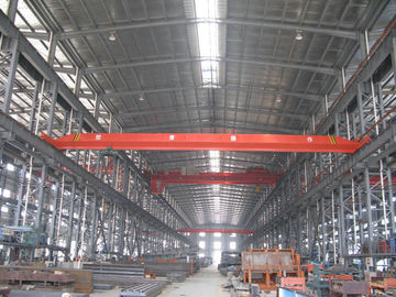 China General Light Weight High Strength Steel Building Structures for Railway Stations, Stadium factory