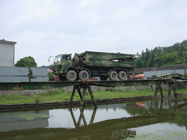 Automatic Single Span Deck Heavy Mechanized Bridge For Temporary Transportation